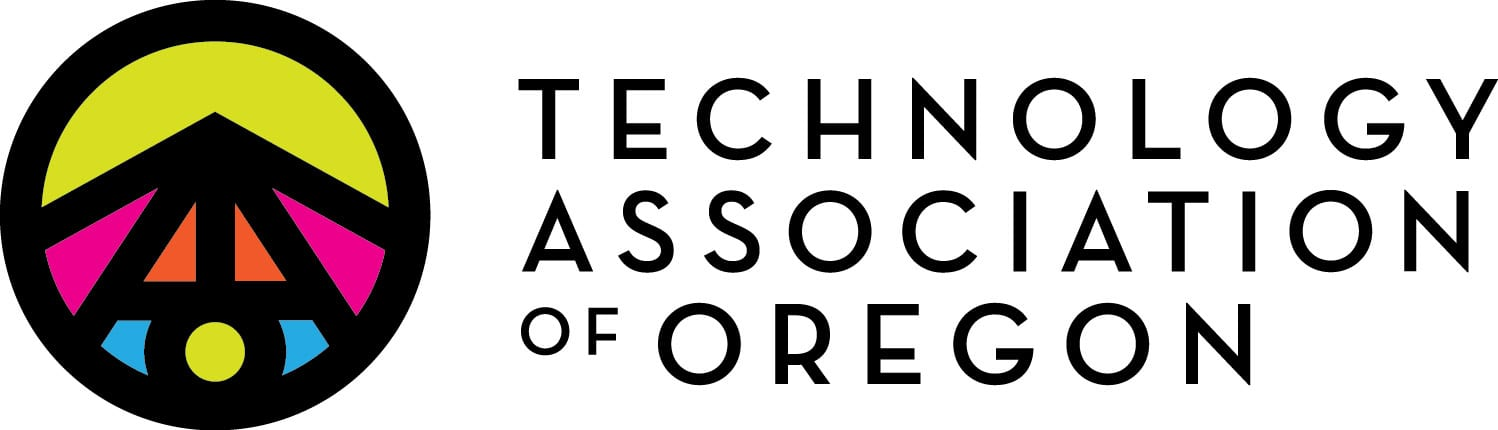 Technology Association of Oregon Logo